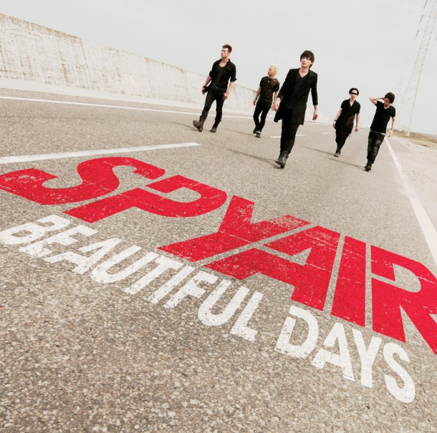 SPYAIR - BEAUTIFUL DAYS