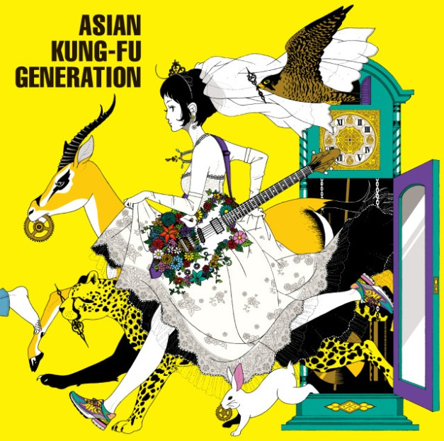 ASIAN KUNG-FU GENERATION - ima wo ikite