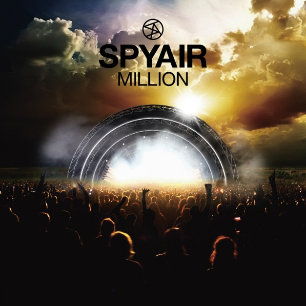 SPYAIR - Million
